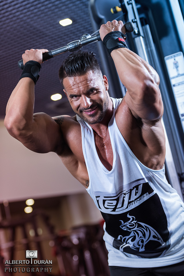 Nelson Rodrigues - Fitness Photography